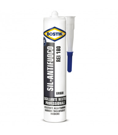 Bostik silicone fireproof-Sil 300 ml