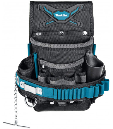 Makita E-05181 tool bag for electricians convenient and functional tool holder