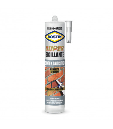 Bostik Super sealant cement & concrete 500 gr