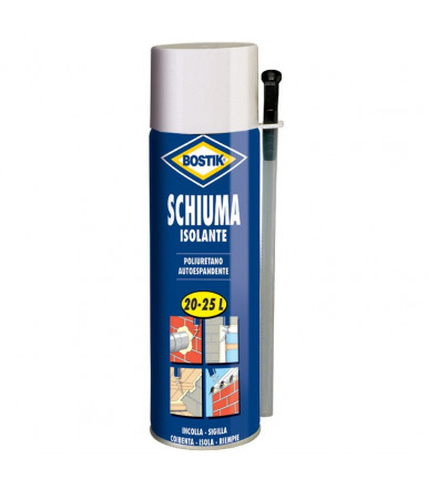 Schiuma Isolante Bostik 500 ml