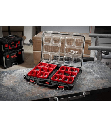 Milwaukee PACKOUT Modular System Slim Organizer 4932471064
