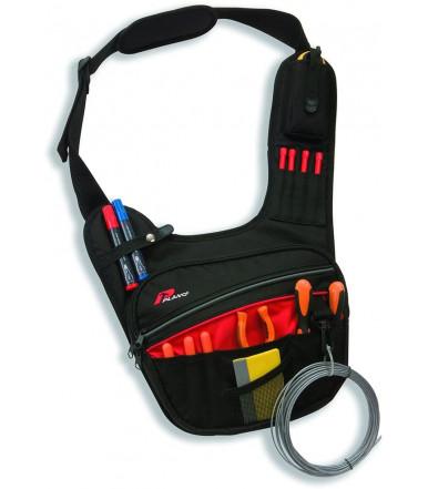 Plano 543TB diagonal tool bag with shoulder strap