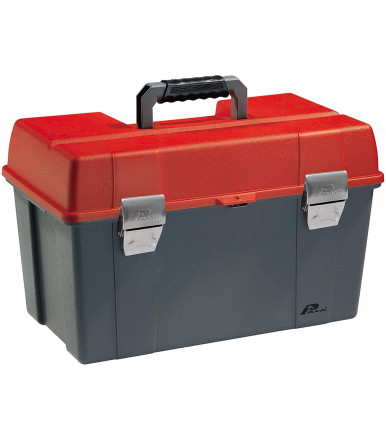 Plano 702 toolbox with metal closures