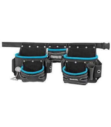 Makita P-71772 three-pocket tool belt comfortable and functional