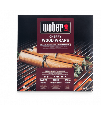 Smoke Wraps - Cherry Weber 17628