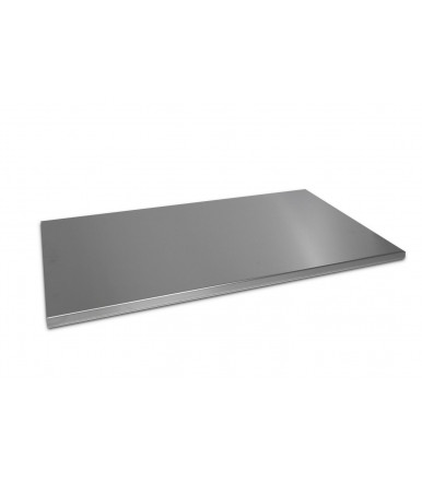 Plan stainless steel cutting board 55x100 pastry board for kitchen