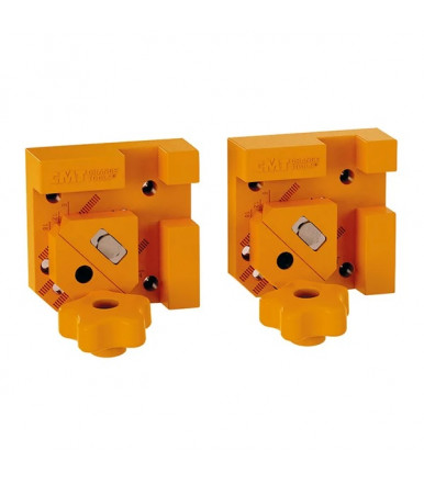 Pair of adjustable clamps for CFC-002 CMT Tools joints
