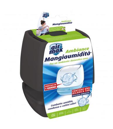 Air MAx ® Mini Kit Assorbiumidità ambiente grigio da 100g