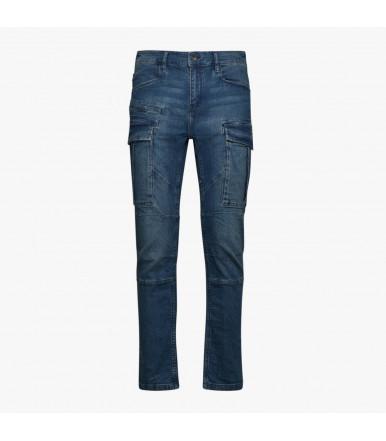 Jeans work trousers Diadora Utility Pant Cargo Stone Light