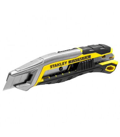 Stanley FATMAX® utility knife with integrated blade breaking system - 18 mm - FMHT10594-0