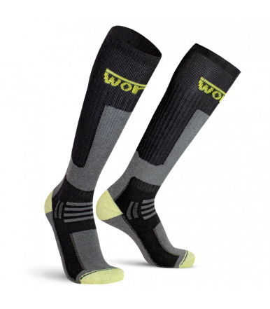 Technical socks breathable thermoregulatory Tucson Knee-High