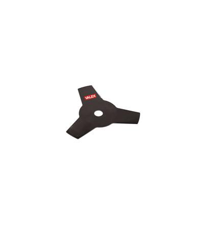 Valex 3-point steel blade for brushcutter hole 25