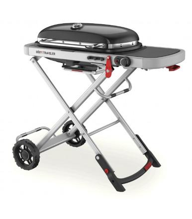 Weber Traveler Gas Barbecue Black