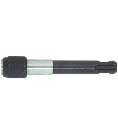 Pute holder and bit holder with SDS plus Makita B-57548 for 1/4