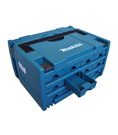 MAKPAC Case 12 Drawer for auxiliary materials P-84327 Makita