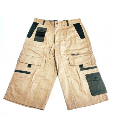 Professional work Bermuda shorts Sottozero Terra 460KV