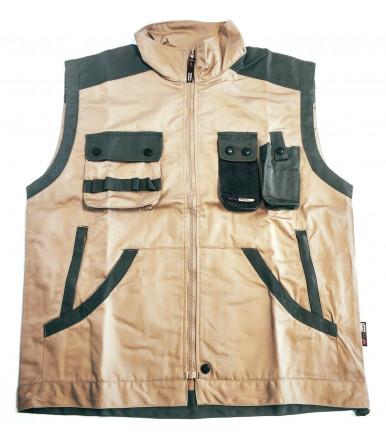 Professional work vest Sottozero Terra 450KV