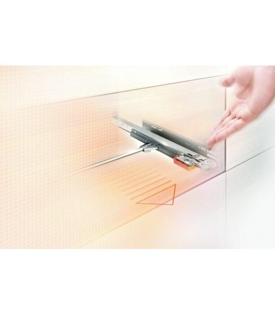 Guida cassetto legno BLUM Movento con TIP-ON a coppie