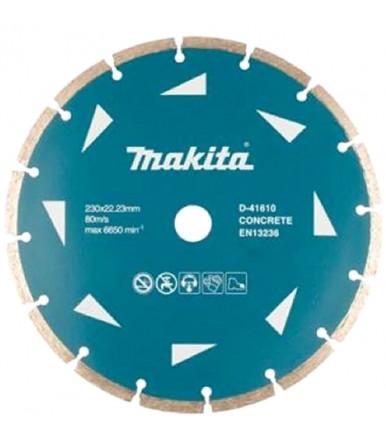 Segmented diamond blade 230 mm D-41610 Makita