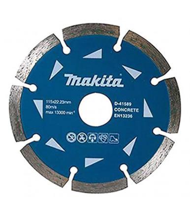 Segmented diamond blade 115 mm D-41589 Makita