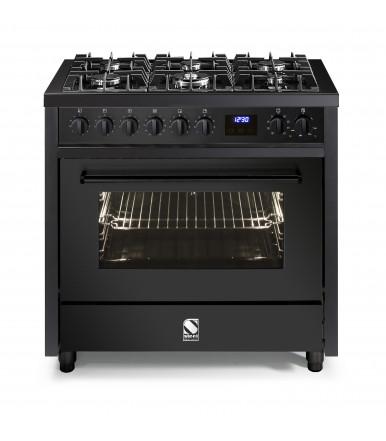 Steel Enfasi 90 stainless steel kitchen
