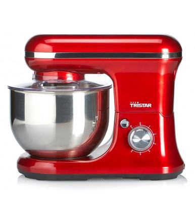 Kitchen Machine red 1200W capacity 5 l Tristar MX-4831