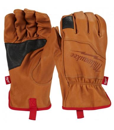 Leather gloves Milwaukee LEATHER GLOVES