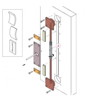Kit Per Cabina Armadio.Kit Raddrizza Ante Per Armadi Koblenz 0910 9 Shop Mancini
