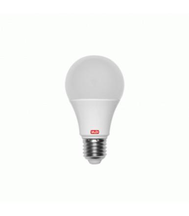 LED globe bulb with E27 twilight sensor 12w - 1055 lumen