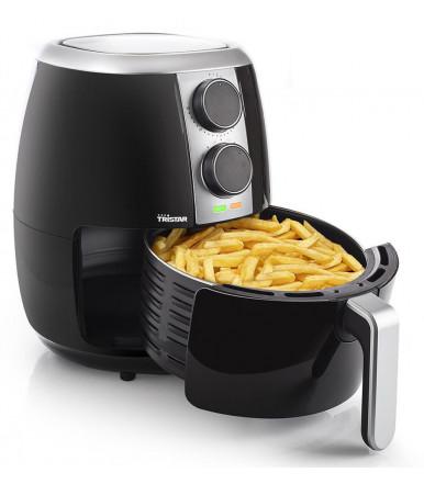 Black Crispy Fryer 1500W capacity 3,5 l Tristar FR-6989