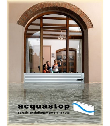 Acquastop flooding bulkhead
