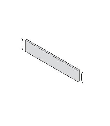 Divisore trasversale singolo per telaio largo Blum AMBIA-LINE design legno