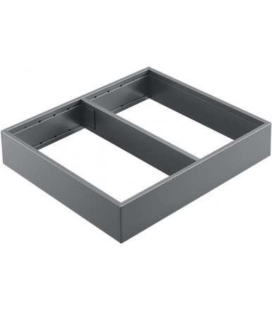 Frame for drawer Blum LEGRABOX AMBIA-LINE design steel