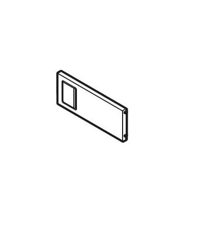 Divisore trasversale singolo per telaio stretto Blum AMBIA-LINE design Acciaio