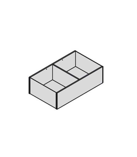 Telaio per cassettone da 400 mm Blum AMBIA-LINE Design Legno