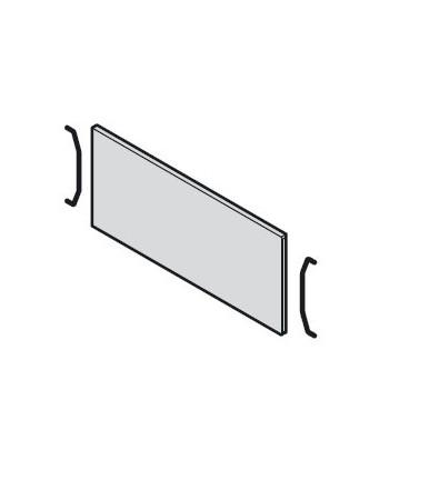 Divisore trasversale singolo per cassettone Blum AMBIA-LINE design legno