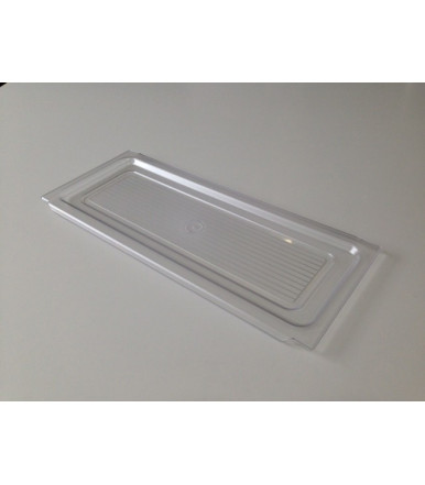 Inoxa 602 drip-catcher tray in plastic material