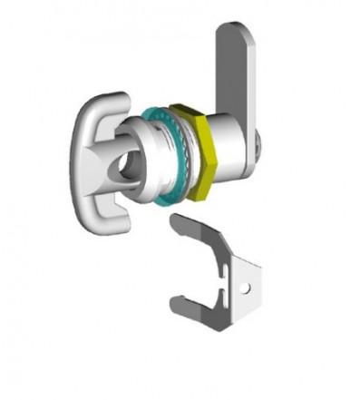 Maniglietta lucchettabile Giussani serrature