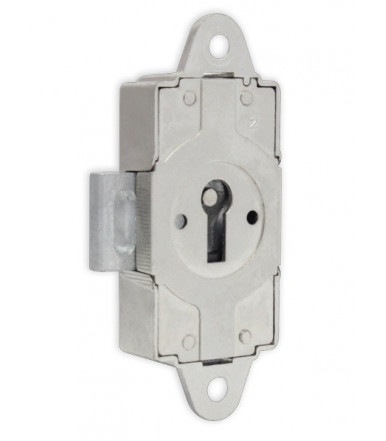 Kyr lock with rotating rods with central locking KYR 20NC