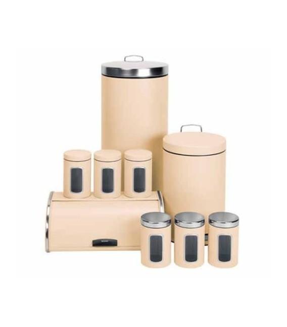 Brabantia cans 3 pieces kit 380341