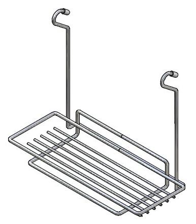 Inoxa Multi-use rack