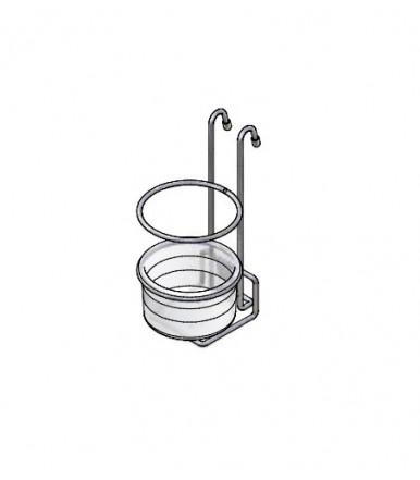 Inoxa 800-213 Cutlery holder
