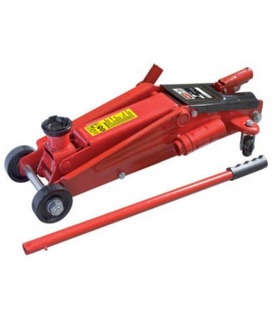 Valex hydraulic trolley jack for fast lifting SUV