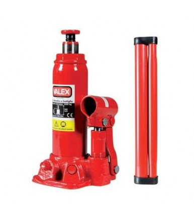 Valex bottle hydraulic crick