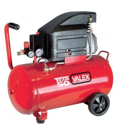 Valex lubricated coaxial compressor Team 50