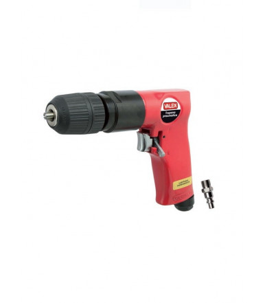 Valex reversible pneumatic drill