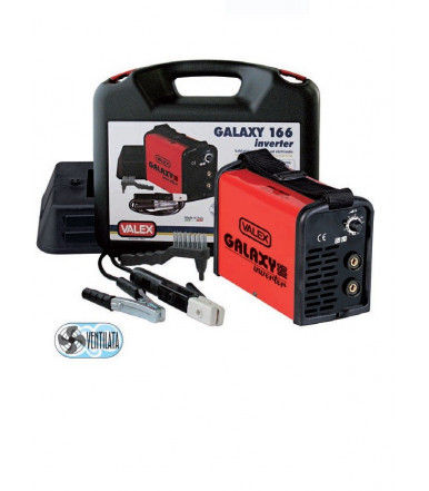Valex Galaxy 166 ventilated welder inverter