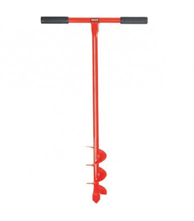 Valex hand auger for holes in the ground