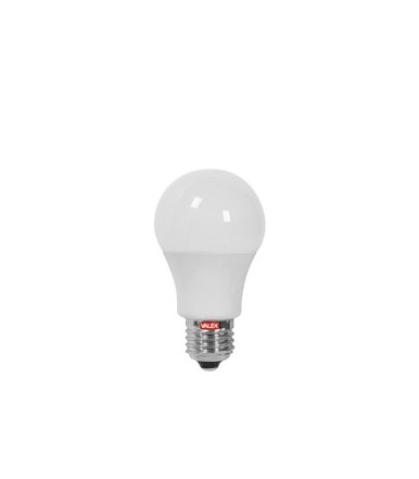 Valex dimmable globe LED lamp E27 attachement