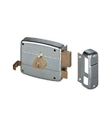 Cisa iron cylinder lock to apply